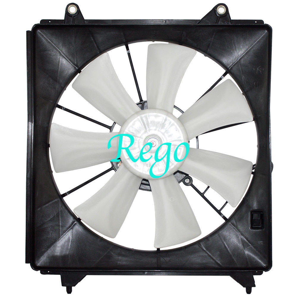 AC A/C Condenser Cooling Fan For Honda Fits Accord Sedan Ho3113134