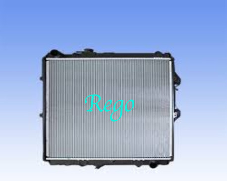 Durable High Efficiency Aluminium Radiators , Toyota Hilux Aluminium Car Radiators