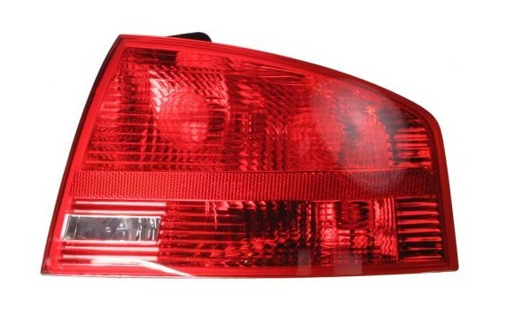 AUDI A4 2008 - 2011 Plastic LED Custom Tail Lights With 1 Year Warranty