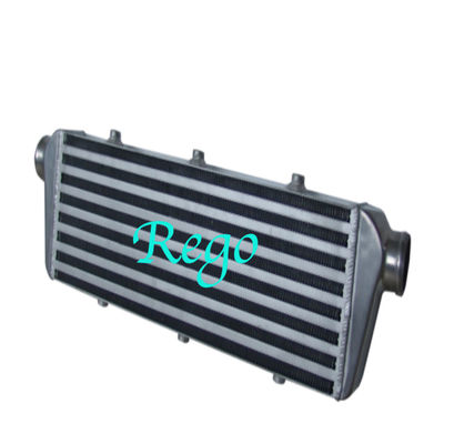 550mm X 140mm X 65mm Universal Intercooler، Black Front Mount Intercooler